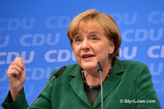 Merkel to stand again