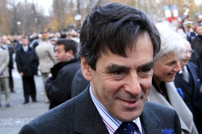 Fillon well-placed for presidential ticket