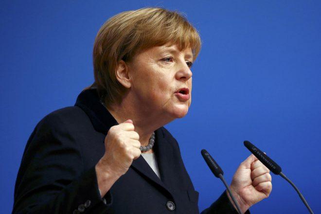 AngelaMerkelen route pour un quatrième mandat?