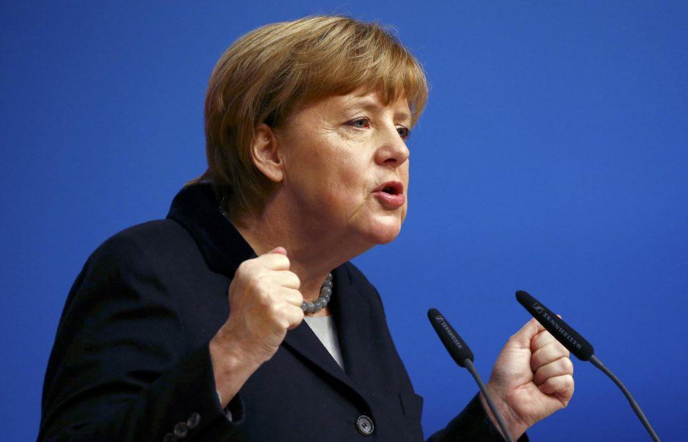 Angela Merkel : chapitres de fin