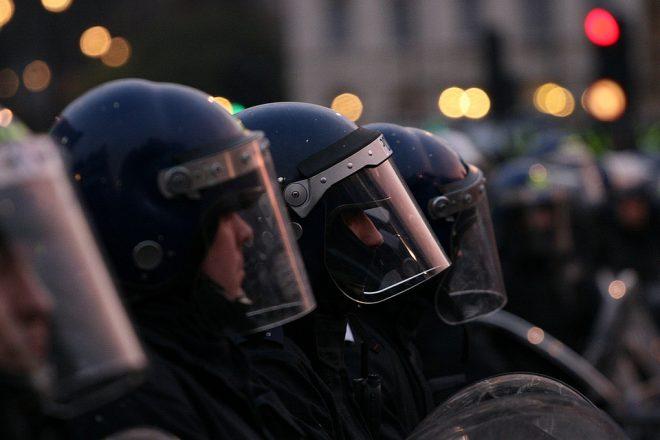 Prison riot blamed on 'legal highs'