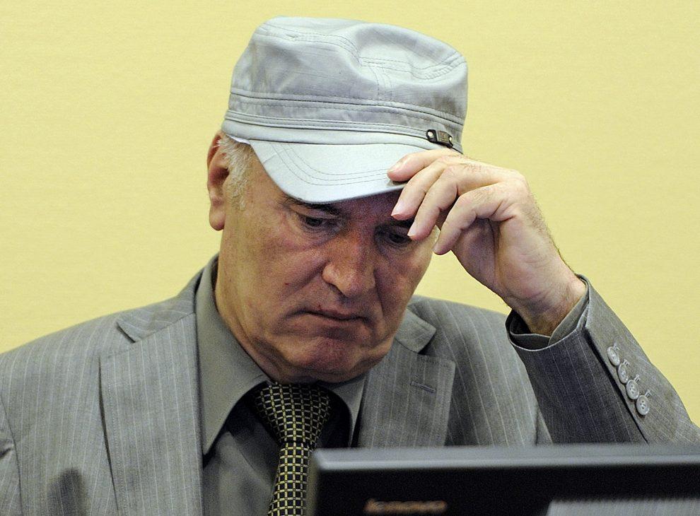 Le procès du « boucher des Balkans » atteint son épilogue