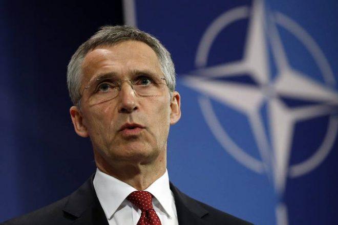 OTAN : Jenns Stoltenberg appelle à maintenir les sanctions contre la Russie