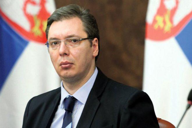 Serbie : Alksandar Vucic repart de Moscou avec six avions, trente tanks et trente véhicules de combat