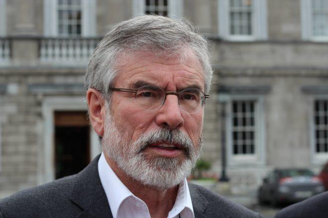 UK dismisses Sinn Fein border fears