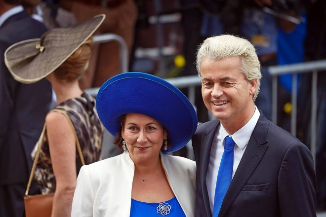 Wilders to fight Moroccan 'scum'