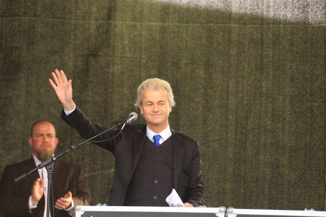Wilders denies Islam a religion