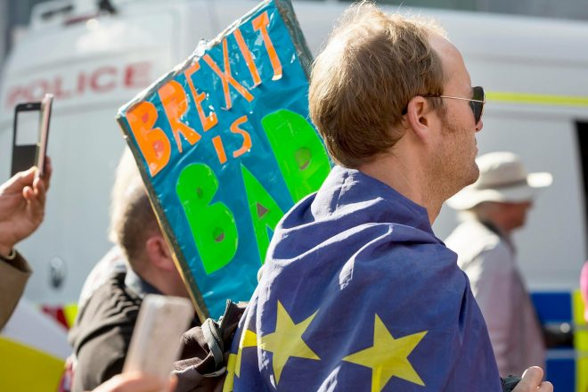 Old, poorly educated backed Brexit: data