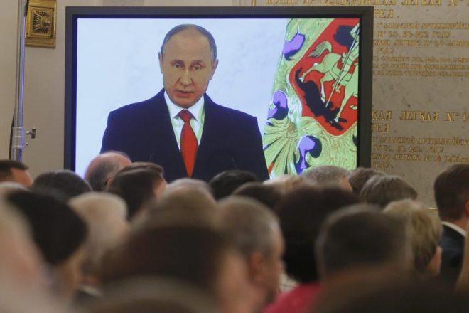 Moscou crée une unité spécialisée dans la bataille de l'information