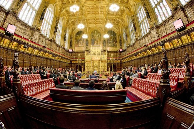 Brexit focus moves to the Lords