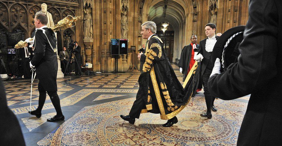 UK govt disowns Speaker's Trump tirade