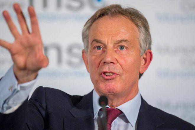 Johnson blasts 'insulting' Blair