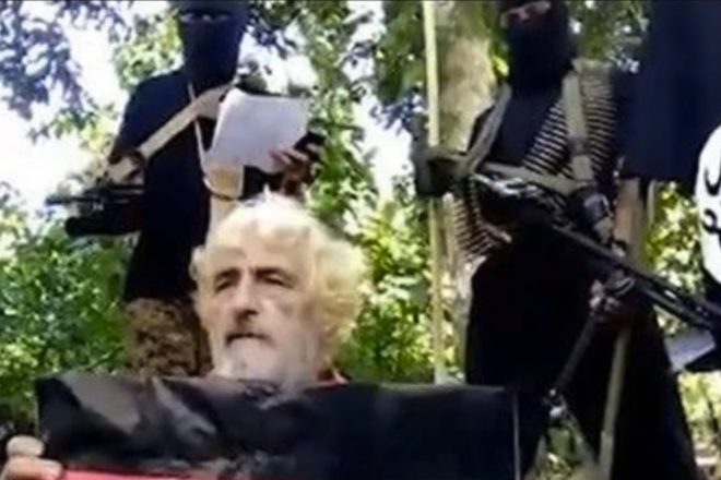 German hostage beheaded by terror group