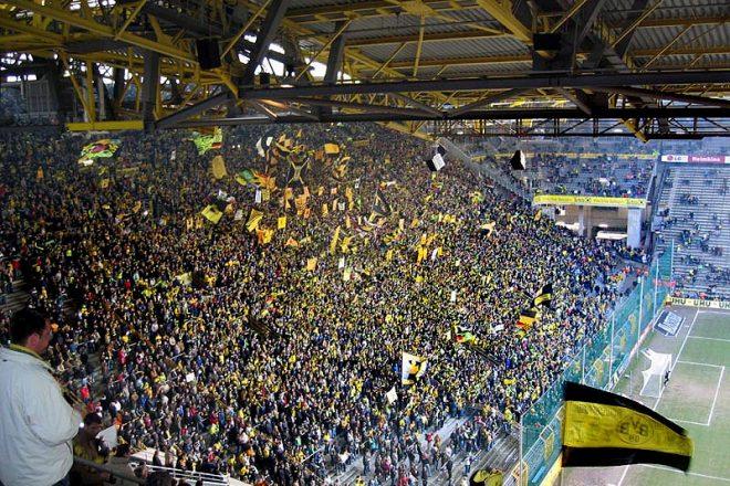 German football fuelled by energy-drink rage