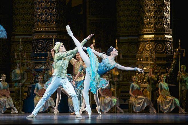 Le Kazakhstan inaugure une nouvelle enceinte dédiée au ballet à Astana