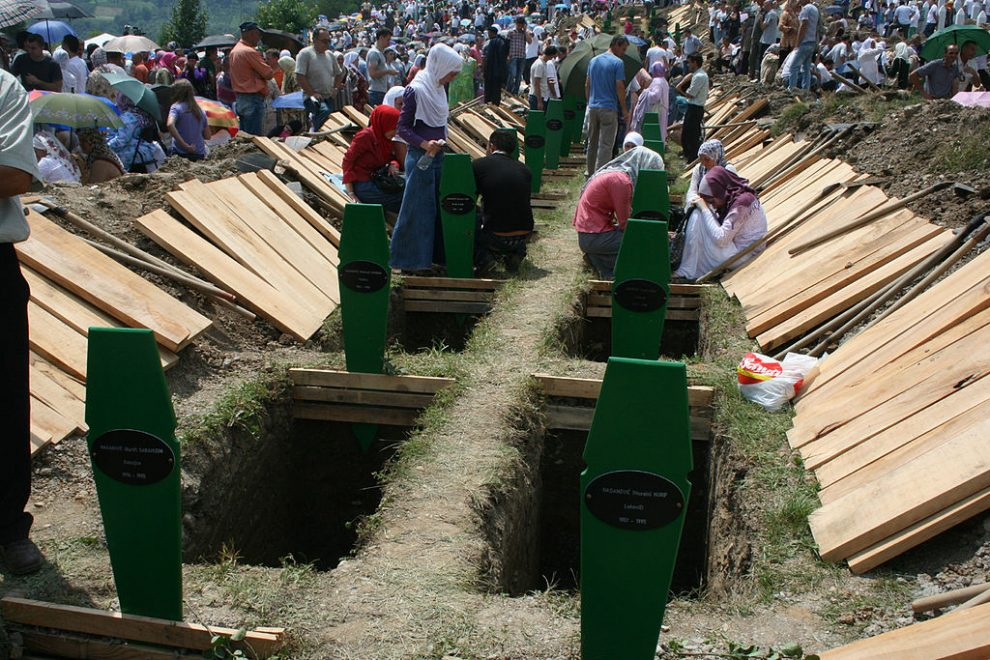 Erdogan hits new low with Srebrenica comment