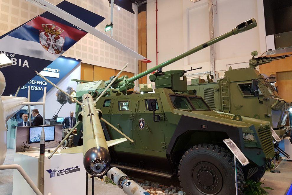 Le retour de la Serbie sur le marché de l'armement