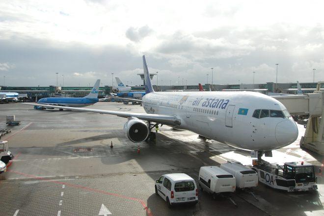 Transport aérien : partage de codes entre Air Astana et Lufthansa