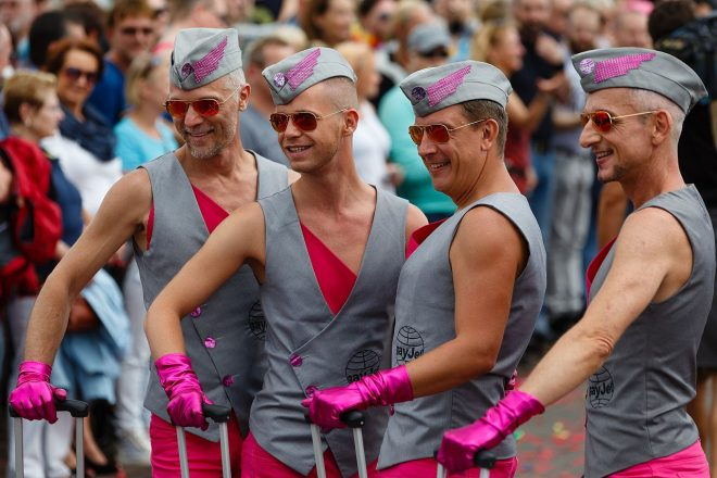 Germany to compensate 'gay' prisoners