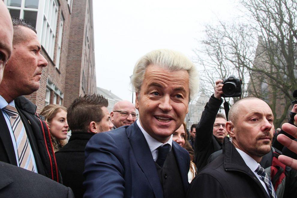 Dutch reject Wilders' populism