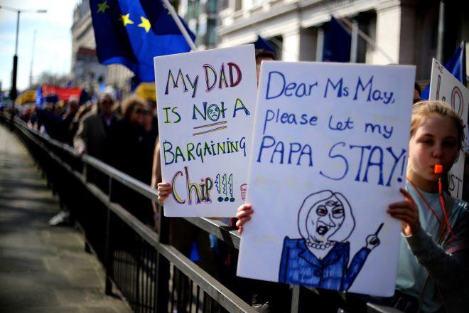 BBC attacked over EU rally silence