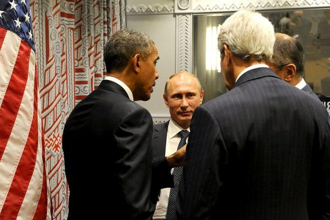 Senators probe Putin's election meddling