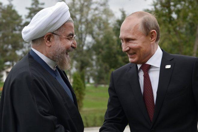 Hassan Rohani à Moscou pour célébrer l'alliance avec la Russie