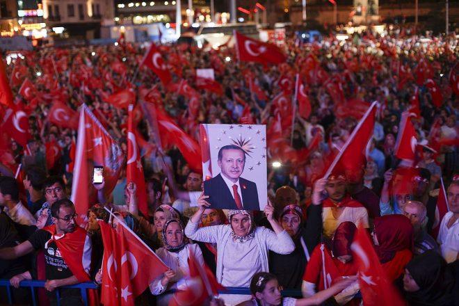 Erdogan faces vote of confidence