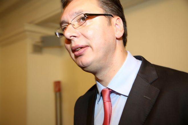 Vucic basks in election triumph