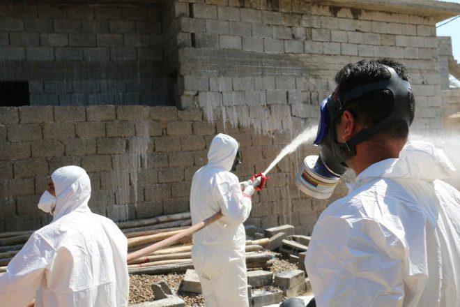 Attaque chimique en Syrie : la Turquie accueille des victimes pour les soigner