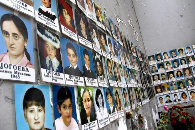 Russia failed Beslan pupils: court