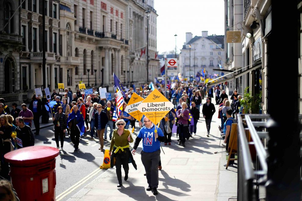 UK fund launched for pro-EU candidates