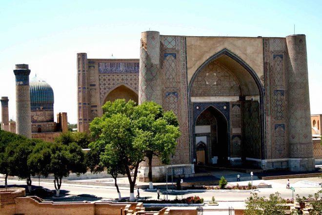 French FM demands Uzbek security ties