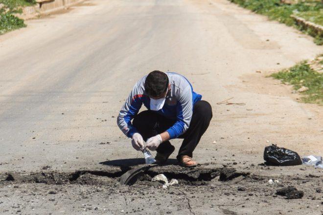 Attaque chimique en Syrie : des experts envoyés en Turquie pour rencontrer des victimes