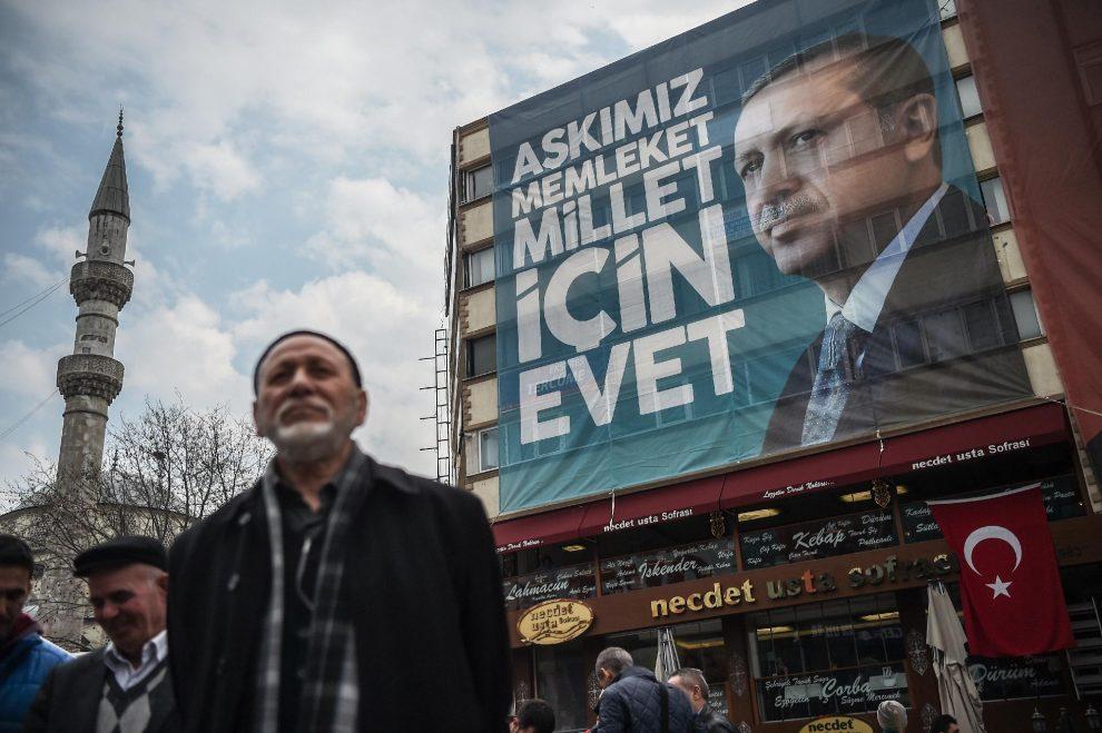 Référendum en Turquie : la campagne pour le non n'a pas eu lieu