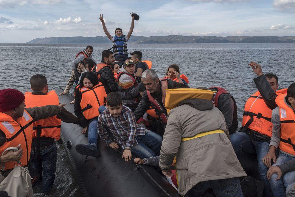 Older refugees stranded in Greece: HRW