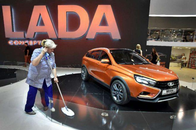 Russie : le marché automobile confirme sa reprise