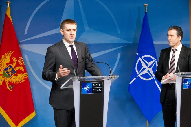 Le Monténégro intègre l'OTAN et se rapproche de l'Occident