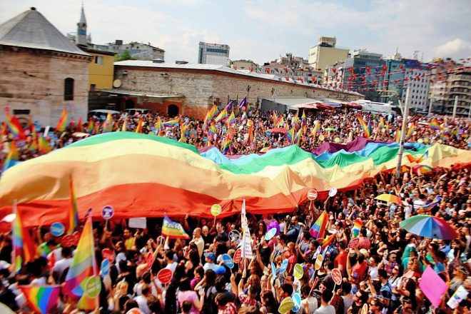 Turkey blocks Pride parade