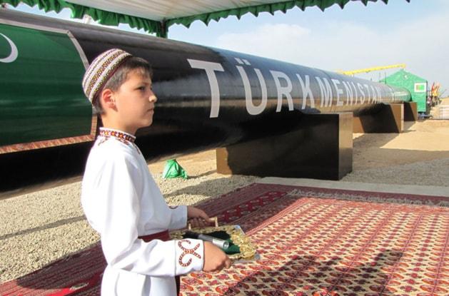 Turkménistan : un nouveau gisement de gaz découvert