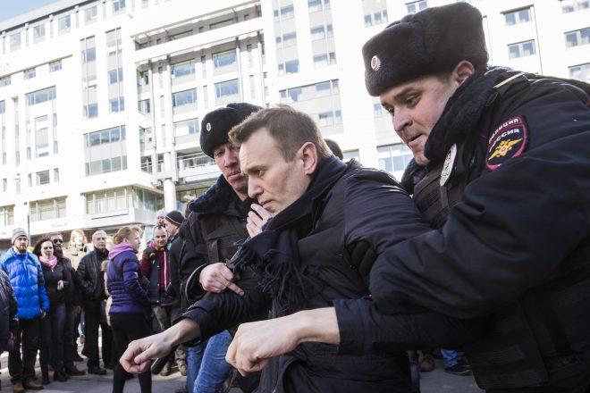 Manifestations Russie : les premières condamnations d'opposants arrivent