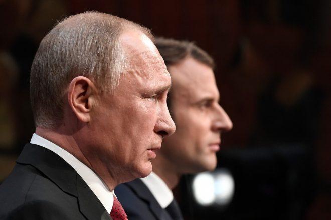 Vladimir Poutine prône une coopération franco-russe dans tous les domaines, y compris la sécurité