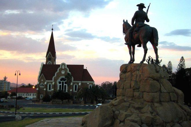 Germany snubs Namibian genocide case