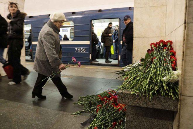 Attentat de Saint-Pétersbourg : le Parlement russe adopte une loi sur la déchéance de nationalité