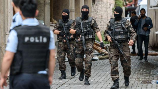 Turquie : des arrestations en rapport avec l'Etat islamique à Istanbul