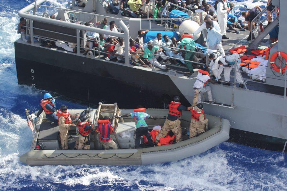 Macron ambitious on Libya crisis