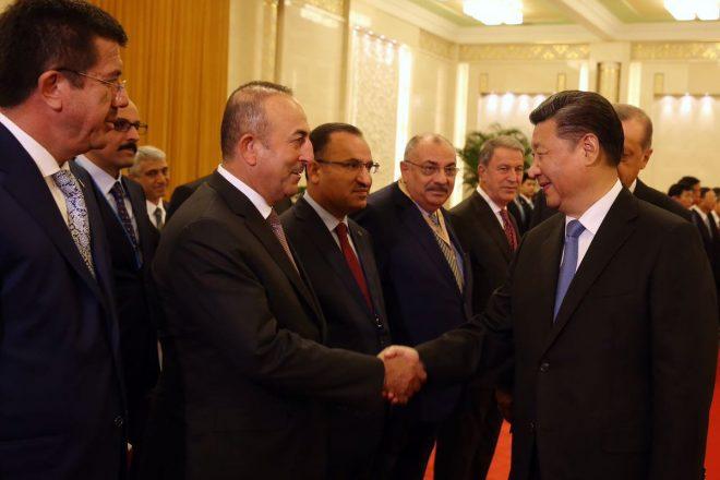 Anakara annonce son soutien à Pékin dans sa lutte contre les complotistes ouïghours