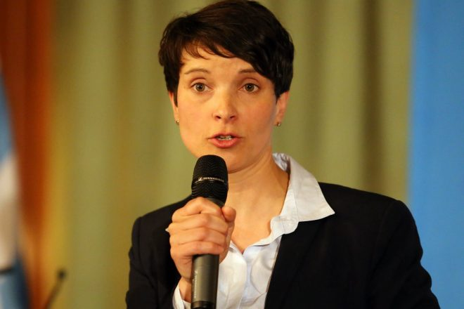 Petry faces perjury charges