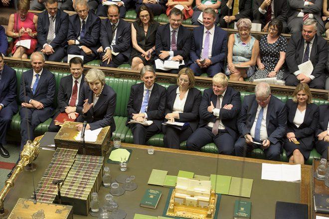 Brussels rejects UK talks bid