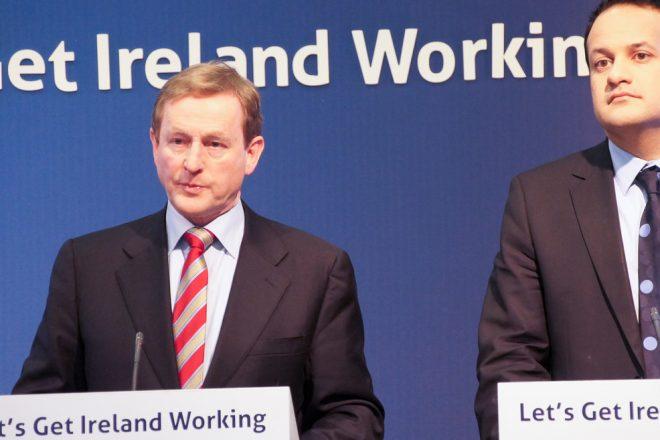 DUP attacks Irish leader on Brexit